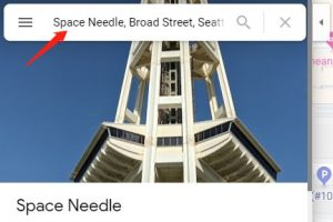 A step by step guide to extracting coordinates from Google Maps