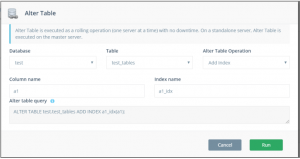 Best Practice for Creating Indexes on your MySQL Tables – Rolling Index Builds
