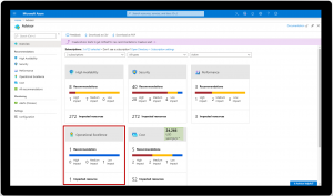 Achieve operational excellence in the cloud with Azure Advisor