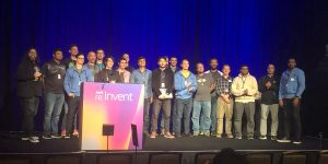 re:Invent 2019 Nonprofit Hackathon for Good crowns winner to support mental and emotional well-being nonprofit