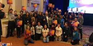 AWS Field Trip at re:Invent 2019 inspires local high school students to pursue cloud computing