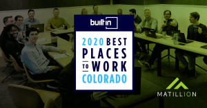 "Here's What Makes Matillion A ""Best Place to Work"""
