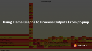 Using Flame Graphs to Process Outputs From pt-pmp