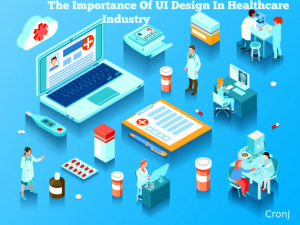 UI Design Tips For Healthcare Industry