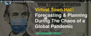 Forecasting during chaos: notes from an IBF virtual town hall