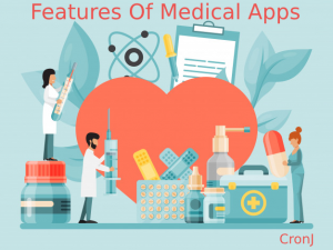The Great Features And Development Of Medical Apps For Doctors