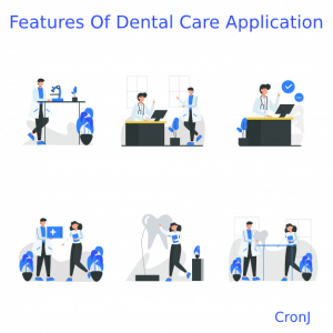 The Embellishment Of Dental Care Applications With Features And Development