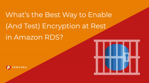What's the Best Way to Enable (And Test) Encryption at Rest in RDS?