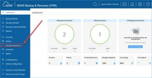 How to Orchestrate and Test Recovery Scenarios with N2WS