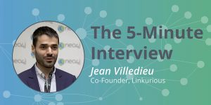 Graphs Everywhere: 5-Minute Interview with Jean Villedieu, Co-Founder of Linkurious