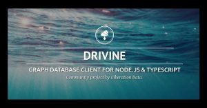 Introducing Drivine: Graph Database Client for Node.js and Typescript