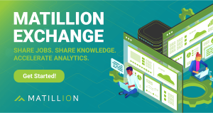 Matillion Exchange is Now Available: A Marketplace for Shared Jobs
