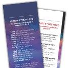 Love Changes Everything Bookmark