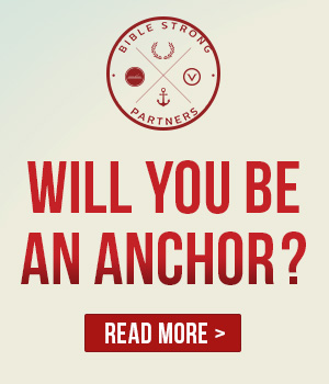 Will You Be An Anchor?