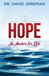 Hope An Anchor for Life