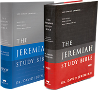 The Jeremiah Study Bible - now in NIV