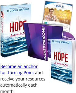 Hope An Anchor for Life from Dr. David Jeremiah