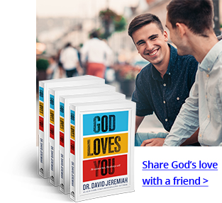 Share God's Love with a friend