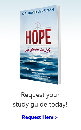 Hope An Anchor for Life Study Guide - Request your copy today!