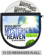Revealing the Mysteries of Heaven audio CD album or DVD video album