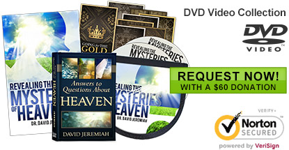 Request the Revealing the Mysteries of Heaven DVD Video collection with a $60 Donation