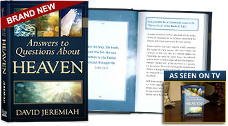 Answers to Questions About Heaven, by David Jeremiah