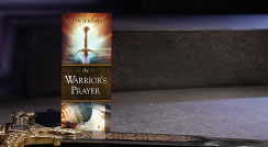The Warrior's Prayer Bookmark