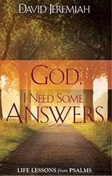 God, I Need Some Answers
