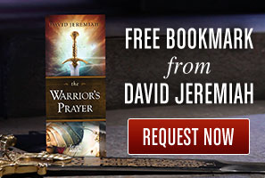 FREE - The Warrior's Prayer Bookmark