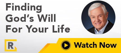 Finding God's Will For Your Life, Watch Now