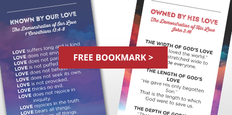 Free Bible bookmark