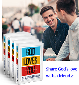 God Loves You Evangelism Pack of 4