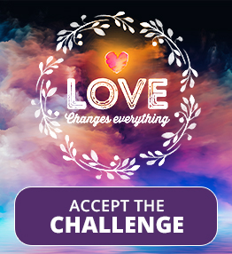 Love Changes Everything - Accept Challenge