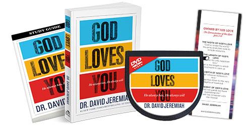 God Loves You DVD Study Set