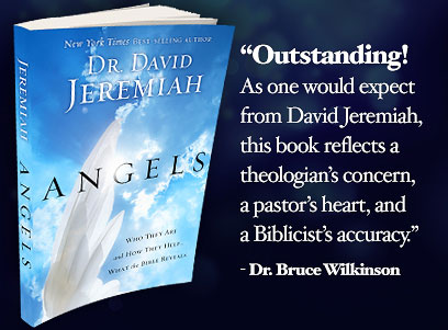 'Outstanding! As one would expect from David Jeremiah, this book reflects a theologian's concern, a pastor's heart, and a Biblicist's accuracy.' - Dr. Bruce Wilkinson