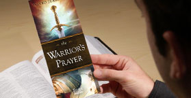 Warrior's Prayer Bookmark