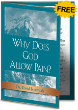Why Does God Allow Pain?