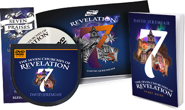 The Seven Churches of Revelation Set