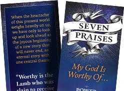 7 Praises Bookmark