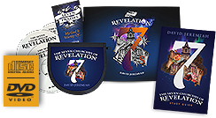 The Seven Churches of Revelation Set on DVD Video or Audio CD
