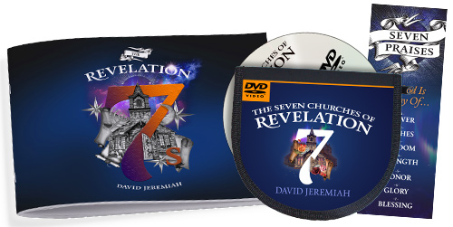 The Seven Churches of Revelation DVD Package