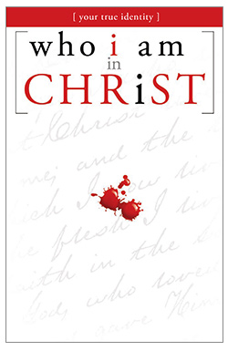 Who I am in Christ Booklet