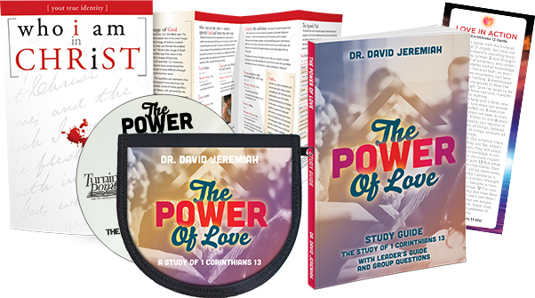 The Power of Love CD Set