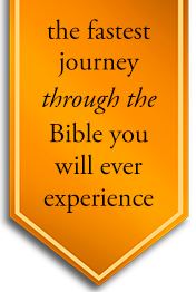 The fastest journey through the Bible you will ever experience