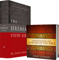 The Jeremiah Study Bible PLUS Understanding the 66 Books of the Bible