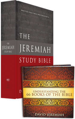 Understanding the 66 Books of the Bible PLUS The Jeremiah Study Bible