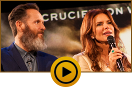 WATCH NOW: Roma Downey & Mark Burnett talk to David Jeremiah about A.D. The Bible Continues