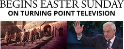 Begins Easter Sunday on Turning Point Television - Remind Me To Watch