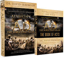 The Book of Acts in riveting detail