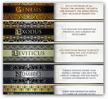 Download the 66 books of the Bible infographic